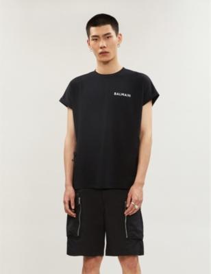 Unisex logo-print cotton-jersey T-shirt