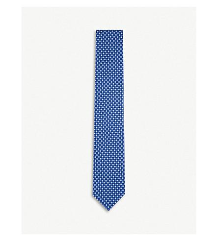 CORNELIANI Paisley tie (Blue