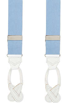 ALBERT THURSTON LTD Linen braces