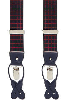 ALBERT THURSTON LTD Grid check braces