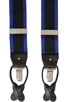 ALBERT THURSTON LTD Striped braces