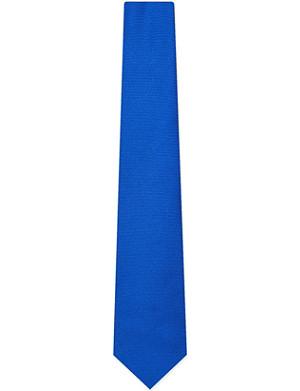 TURNBULL & ASSER Horizontal silk tie