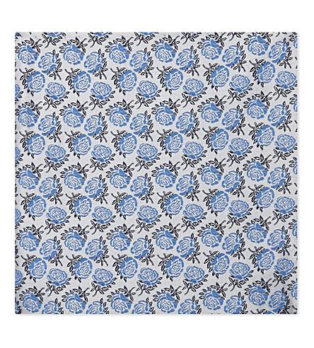DUCHAMP Du rose motif psq (Blue