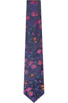DUCHAMP Calendula Floral tie
