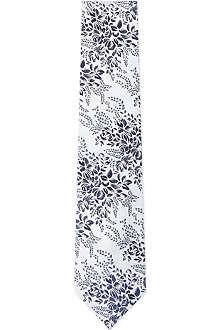 DUCHAMP Tachi Floral tie