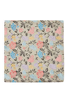 DUCHAMP Rose Garden pocket square