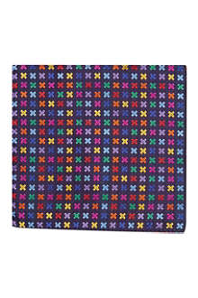 DUCHAMP Multicoloured pocket square