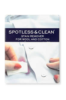 SILK AND CLEAN Spotless & Clean sachets