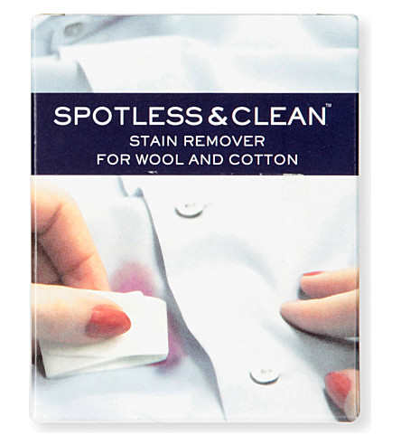 SILK AND CLEAN Spotless & Clean sachets (None