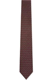 GUCCI Chain print tie