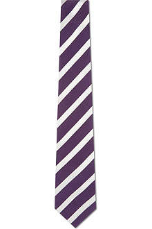 PAUL SMITH Solid stripe tie