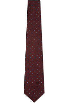 PAUL SMITH Micro polka dot tie