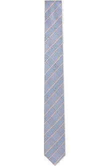 PAUL SMITH Checked silk tie