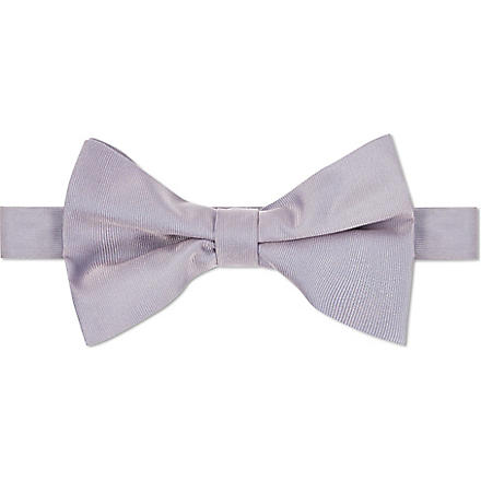 PAUL SMITH Contrast bow tie (Navy
