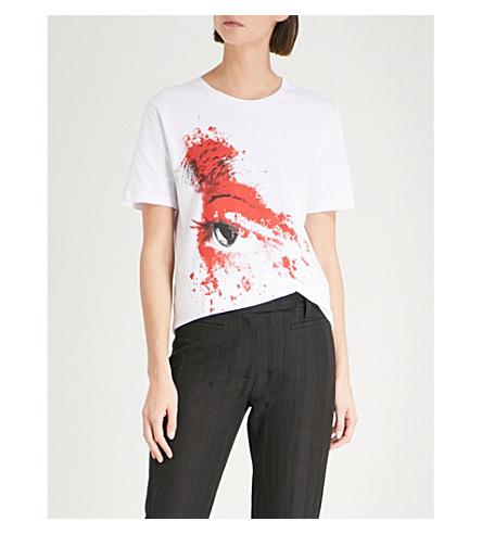 A.F.VANDEVORST A.F.VANDERVORST x B. Åkerlund organic cotton-jersey T-shirt (White