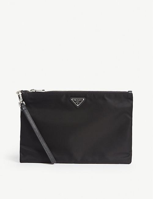 f8233c8d656 Prada Bags - Men's wallets, Backpacks & more | Selfridges