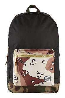 HERSCHEL Settlement canvas backpack
