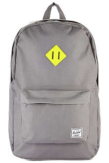 HERSCHEL Heritage canvas backpack