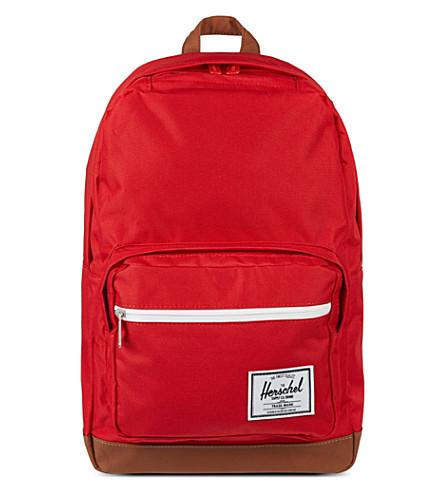 HERSCHEL SUPPLY CO Pop Quiz backpack (Red