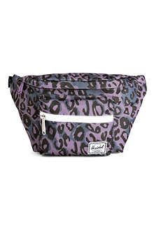 HERSCHEL Animal print Seventeen bum bag