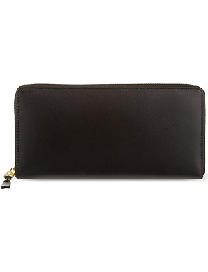 COMME DES GARCONS Classic long leather wallet