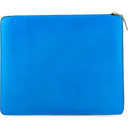 COMME DES GARCONS Document holder (Blue
