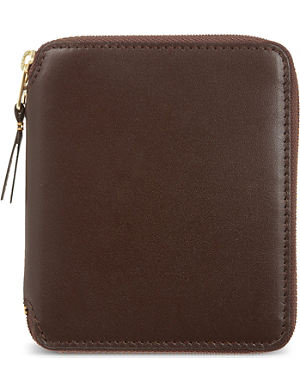 COMME DES GARCONS Classic leather wallet