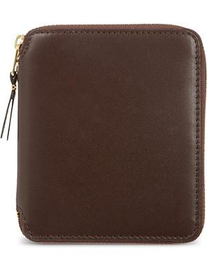 COMME DES GARCONS Classic leather wallet