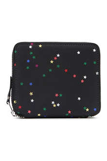 COMME DES GARCONS Bright Star full-zip wallet