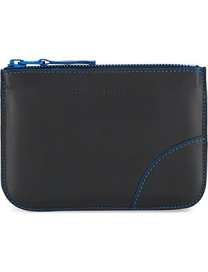 COMME DES GARCONS Small zipped pouch