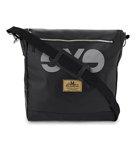 JUNYA WATANABE Seil Marschall messenger bag (Black