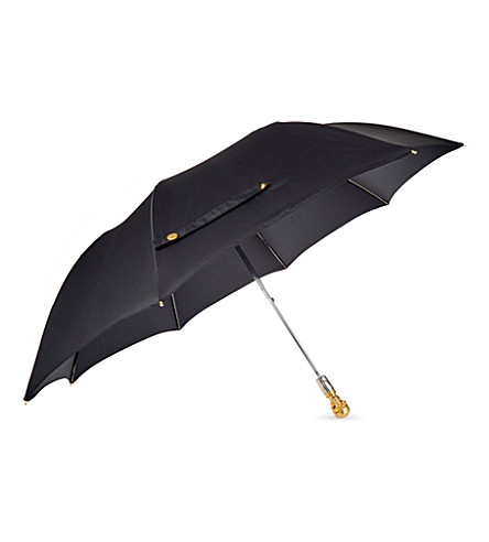 ALEXANDER MCQUEEN Skull umbrella (Black
