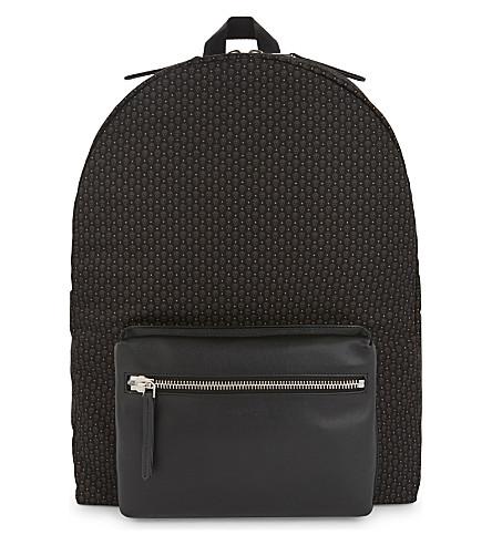 ALEXANDER MCQUEEN Skull backpack (Black