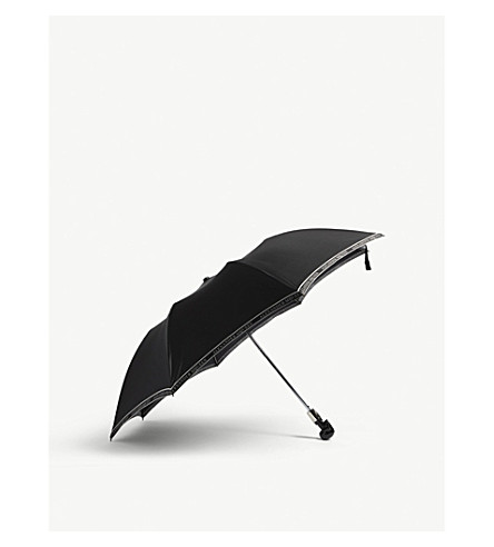 Selvedge long umbrella
