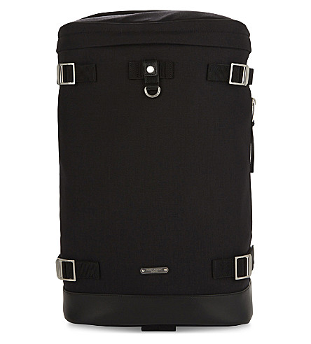 SAINT LAURENT Rivington Race backpack (Black
