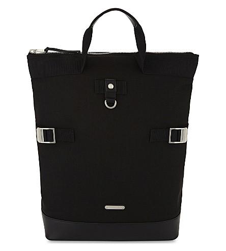 SAINT LAURENT Rivington backpack (Black