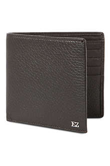 ZEGNA Bielmonte bi-fold leather wallet