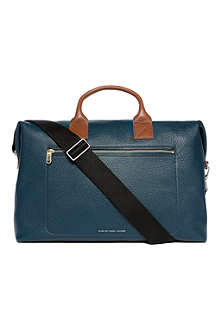 MARC BY MARC JACOBS Slice & Dice leather weekender
