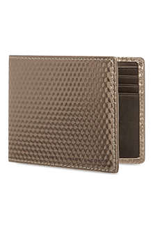 MARC BY MARC JACOBS Stacked Cubes Martin wallet