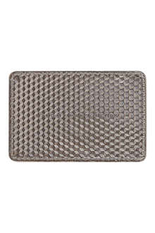 MARC BY MARC JACOBS Stacked Cubes card holder