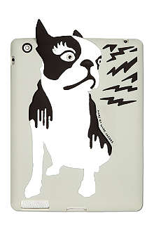 MARC BY MARC JACOBS Raised Boston terrier ipad case
