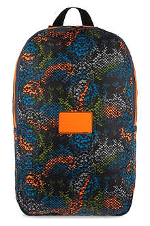 MARC BY MARC JACOBS Rex snake-print packable backpack