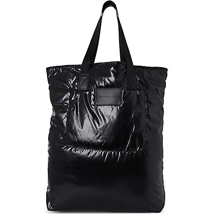 MARC BY MARC JACOBS Padded shopper bag (Black