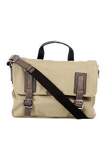 MARC BY MARC JACOBS Canvas Robbie G messenger bag