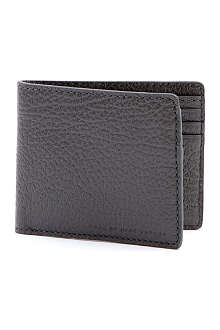 MARC BY MARC JACOBS Standard Supply grained-leather wallet
