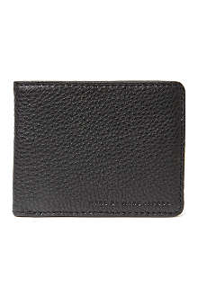 MARC BY MARC JACOBS Simple leather traditional wallet