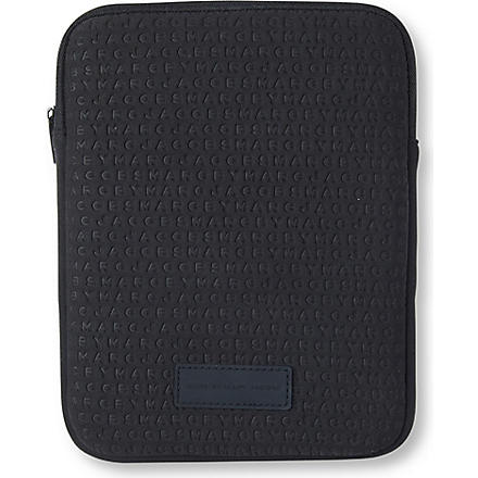 MARC BY MARC JACOBS Logo cartridge tablet case (Black