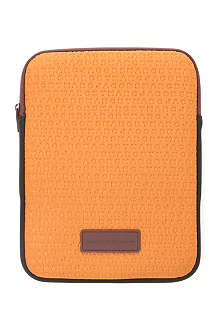 MARC BY MARC JACOBS Logo cartridge tablet case