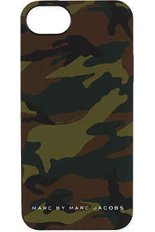 MARC BY MARC JACOBS Camouflage iPhone 5 case