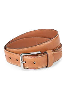 FULLUM & HOLT Charles leather belt